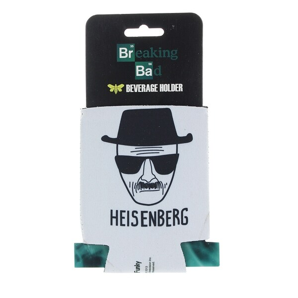 Breaking Bad Heisenberg Beverage Holder - Multi