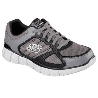 Skechers 51532 CCBK Men's EQUALIZER 2.0 - ON TRACK Training