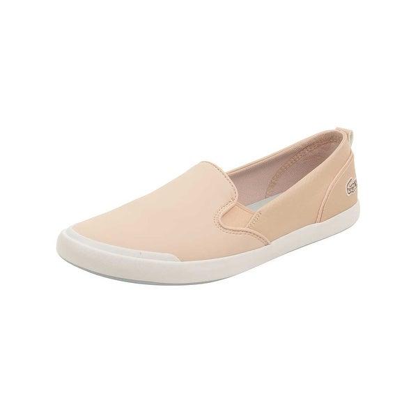 Shop Lacoste Damens's Lancelle Shipping Slip On 118 Sneaker Free Shipping Lancelle ... 485fbd