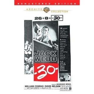 Thirty (-30-) DVD Movie 1960