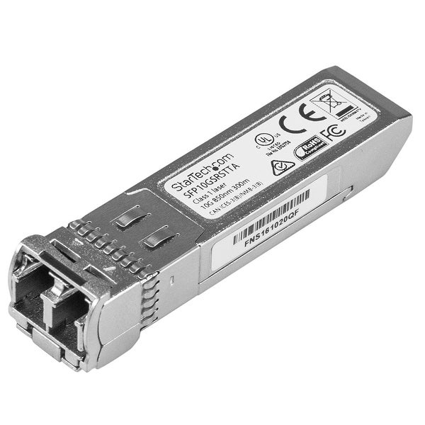 Startech - Add Reliable And Cost-Effective 10Gb Ethernet Connections Over Multimode Fiber W
