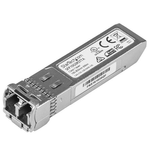 Startech 10 Gigabit Fiber Sfp+ Transceiver Module - Cisco Sfp-10G-Sr Compatible Sfp+ - Mm Lc - 300 M - Taa Compliant