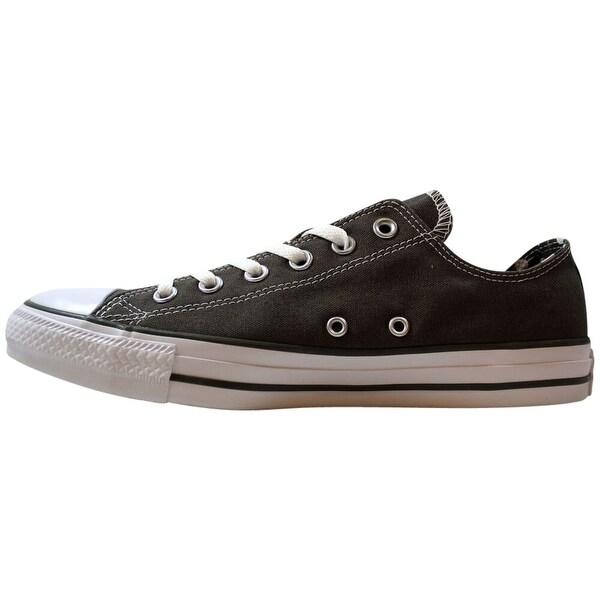 Shop Converse Chuck Taylor TNG OX CharcoalWhite 534760F