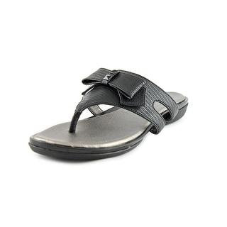 Life Stride Ilsa W Open Toe Synthetic Thong Sandal