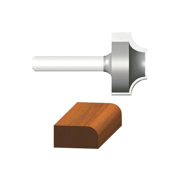 """Vermont American 1/4"""" Ovolo Router Bit"""