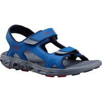 Columbia Children's Techsun Vent Sandal Stormy Blue/Mountain Red