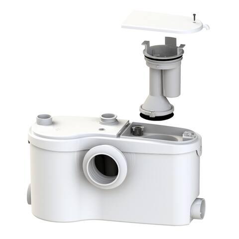 Saniflo 013 Sanibest Grinder Pump - White