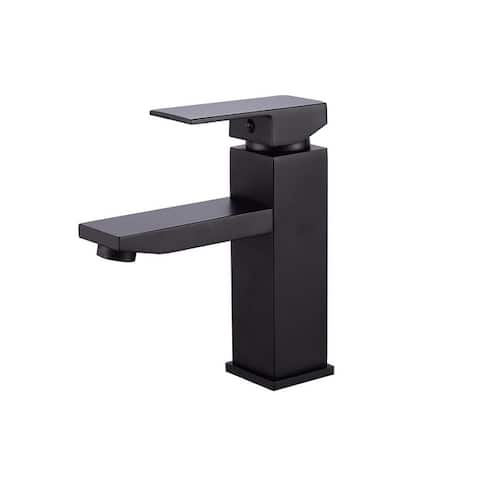 """10""""Single Handle Hot And Cold Single Control Waterfall Faucet"""