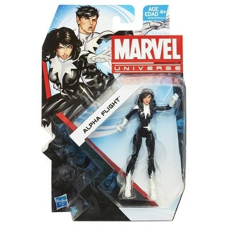 "Marvel Universe Classics 3.75"" Action Figure Alpha Flight"