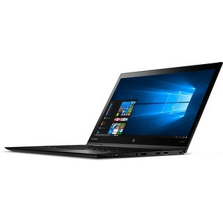"Manufacturer Refurbished - Lenovo ThinkPad X1 Yoga 14"" Touch Laptop Intel i7-7600U 2.8GHz 16GB 512GB W10"