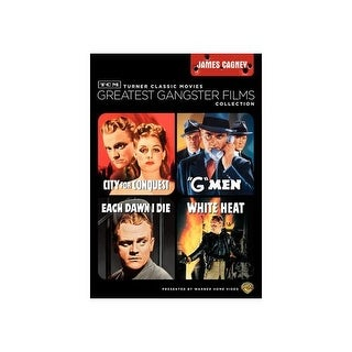 TCM GREATEST CLASSIC FILMS-GANGSTERS JAMES CAGNEY (DVD/4FE/2 DISC)