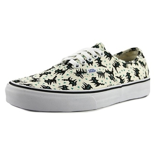 Vans Authentic Eley Kishimoto Women Round Toe Canvas Ivory Sneakers
