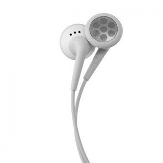 Blackberry Wired Headset 3.5mm Torch Stereo Earphones - White