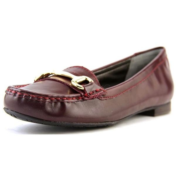 Ros Hommerson Regina Women Wine Loafers