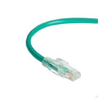 Black Box Network Services Gigabase 3 Cat5e Patch Cable Black 5ft