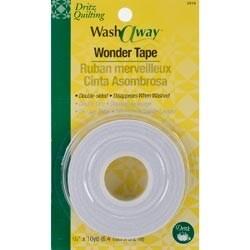 """.25""""X10yd - Dritz Quilting Washaway Wonder Tape"""