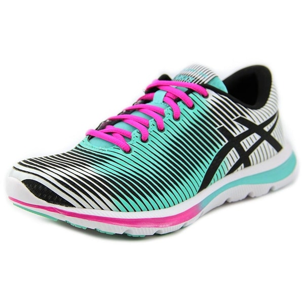 Asics Gel-Super J33 2 Round Toe Synthetic Running Shoe