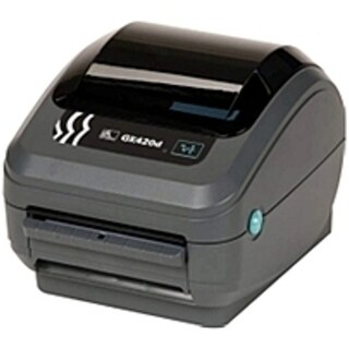 Nimax Zebra GK42-202210-000 GK420D B/W Direct Thermal Printer - (Refurbished)