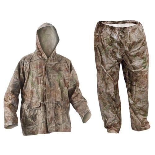 Coleman Camo PVC Suit - L PVC Camo Suit