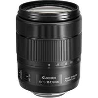 Canon EF-S 18-135mm f/3.5-5.6 IS USM Lens (International Model)