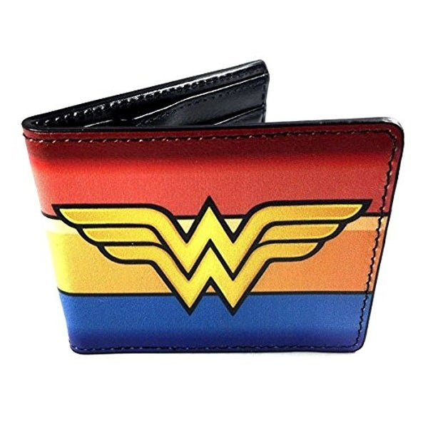 Buckle-Down Bifold Wallet Wonder Woman