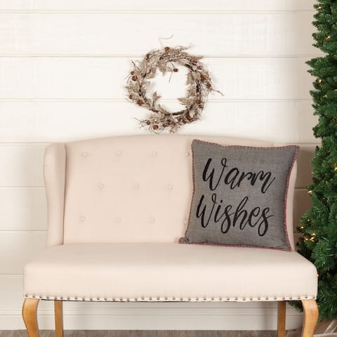 Anderson Warm Wishes Pillow 18x18