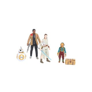 Takodana Encounter Action Figure Set from Star Wars: The Force Awakens