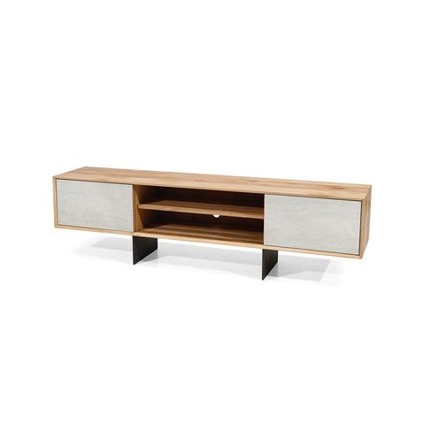 DIA Solid Wood TV Stand