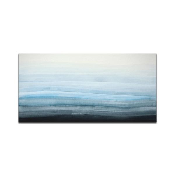 'Oxide I/II' 2 Piece Wrapped Canvas Wall Art Set by Norman Wyatt Jr.. Opens flyout.