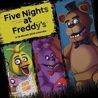 Five Nights at Freddy's Wall Calendar 2018 - Multi