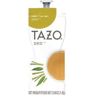 Mars Drink North America Tazo Zen Green Tea Freshpack, White