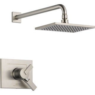 Delta T17253 Vero Monitor 17 Series Dual Function Pressure Balanced Shower Trim Package with Touch Clean Shower Head and