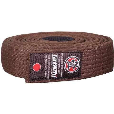 Tatami Fightwear Adult BJJ Rank Brown Belt