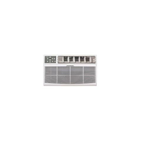 Koldfront WTC8002WCO 8000 BTU 115 Volt Through-the-Wall Air Conditioner with Advanced Filtration and Remote - White
