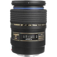 Tamron SP 90mm f/2.8 Di Macro Autofocus Lens for Sony Alpha & Minolta Maxxum SLR (International Model)