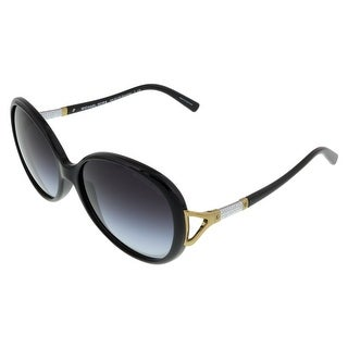 Michael Kors MK2011B SONOMA 303611 Black Round Sunglasses