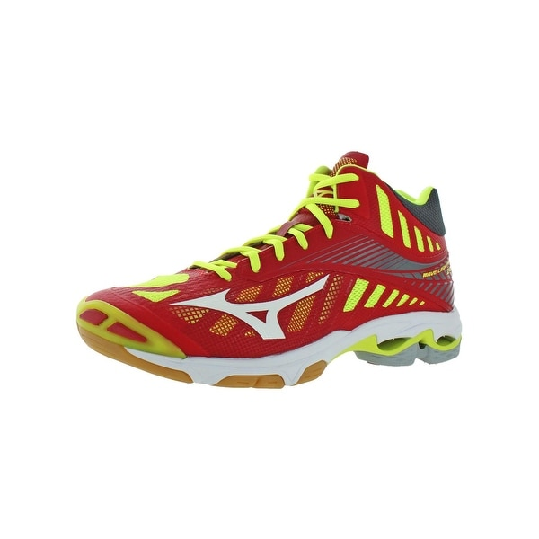 mizuno womens volleyball shoes size 8 x 3 inch male with logo