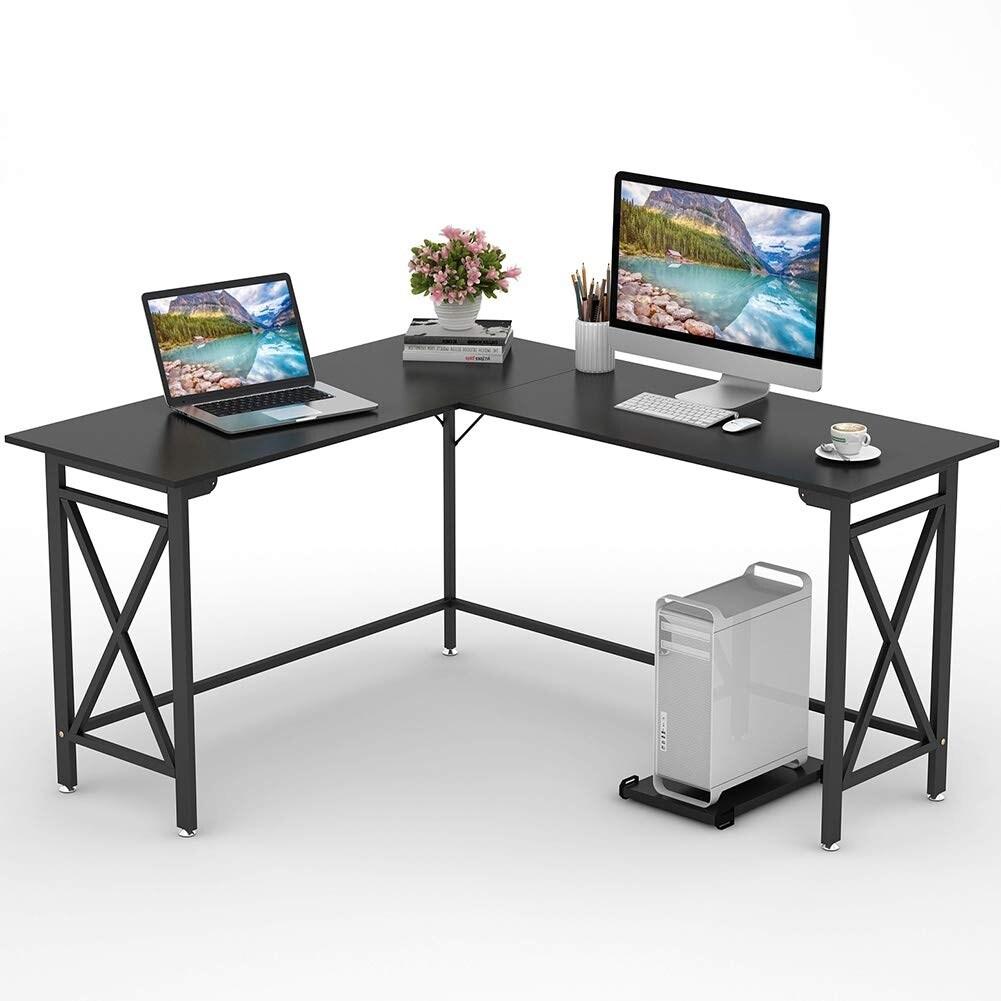 Large L-Shaped Desk 67\