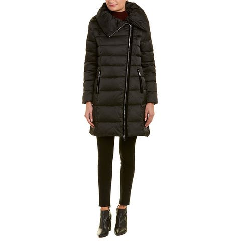 Tahari Brooklyn Puffer Coat