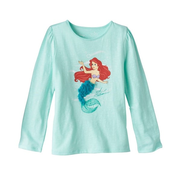 9141957c503 Shop Disney Jumping Beans Toddler Princess Long Sleeve Shirt Gift Box Tee -  Free Shipping On Orders Over $45 - Overstock - 23092634