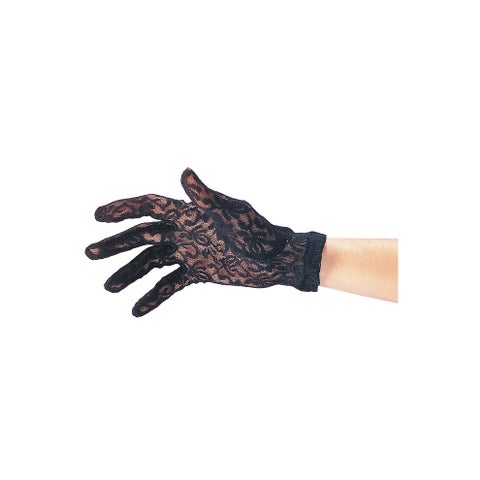 Rubies Victorian Lace Gloves