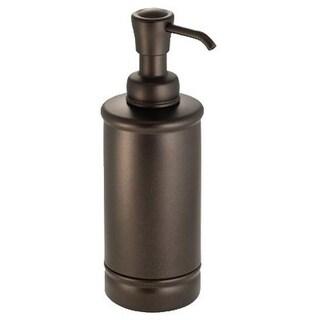 Interdesign 76385 Bronze Metal Soap Pump - 8 oz.