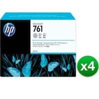 HP 761 400-ml Gray DesignJet Ink Cartridge (CM995A)(4-Pack)