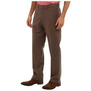 Tommy Bahama Brown Khaki 32X34 Pima Cotton Mens Dress Pants