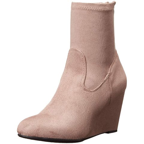Chinese Laundry Womens upscale Closed Toe Mid-Calf Fashion Boots
