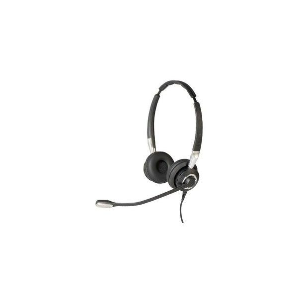 Shop Jabra BIZ 2400 II Duo CC Microsoft Optimized USB Headset w/ HD
