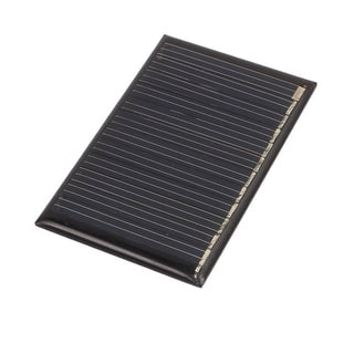 68mm x 44mm 6V 60mA Low-power Silicon Solar Panel Module Charging Board