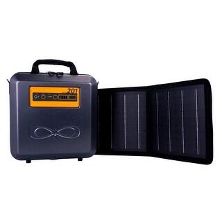 Sun Joe KP201 192 watt Hour Portable Generator Kit