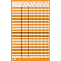 Chart Incentive Small Orange