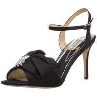 Badgley Mischka Women's Samantha Heeled Sandal